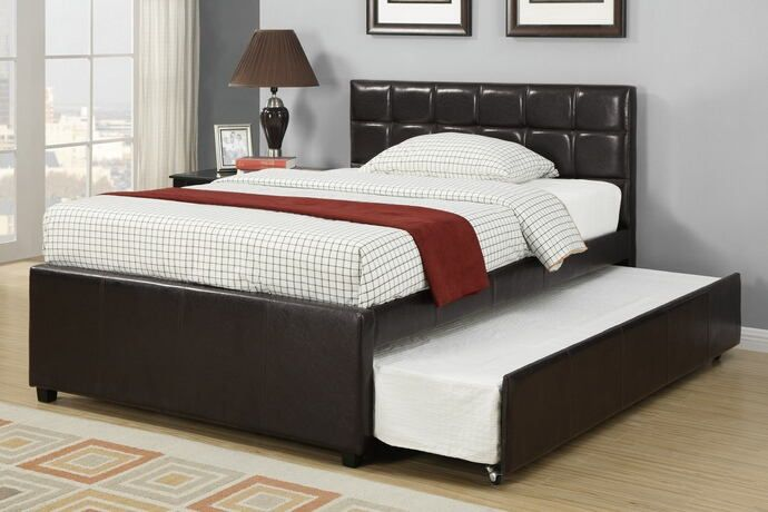 New Twin Size Trundle Bed Concept