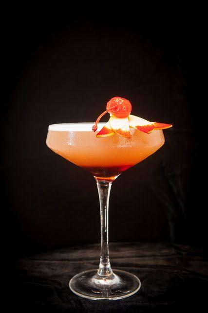 Dracula-Inspired Halloween Cocktail The Dram Stoker Pinterest - halloween cocktail ideas