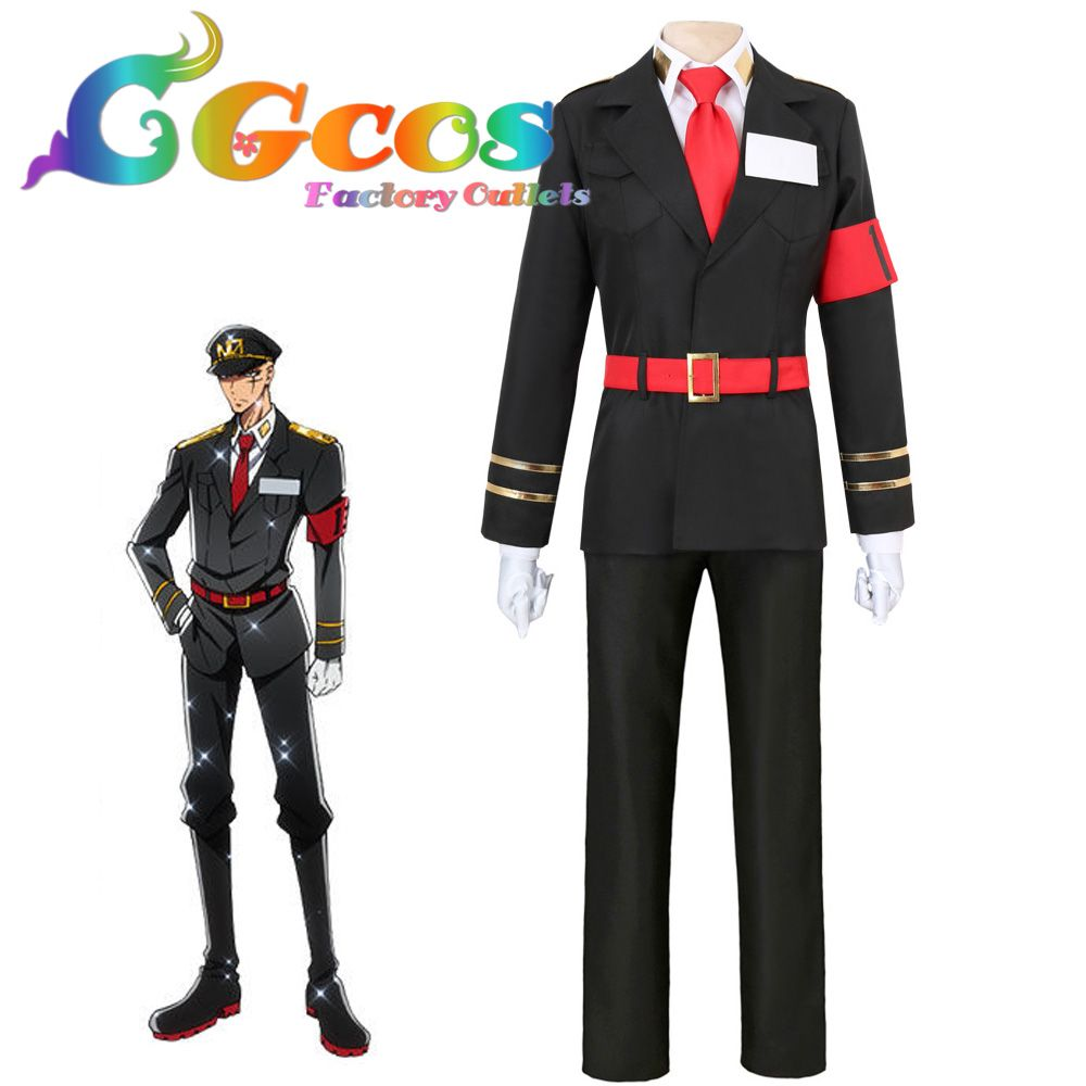 Click to Buy ucuc CGCOS Free Shipping Cosplay Costume Nanbaka