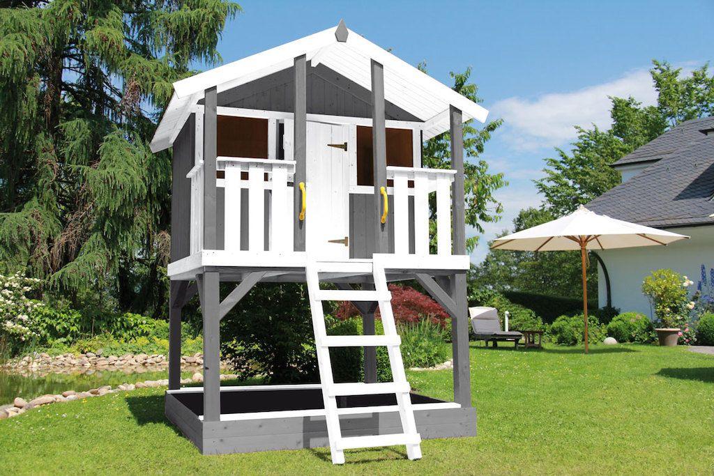 Gartenpirat Gerätehaus Holz mit Flachdach Typ3 Gartenhaus