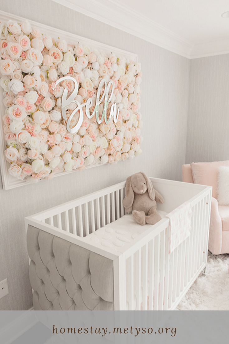 13 Most Adorable Nursery Ideas For Your Baby Girl In 2020 Baby