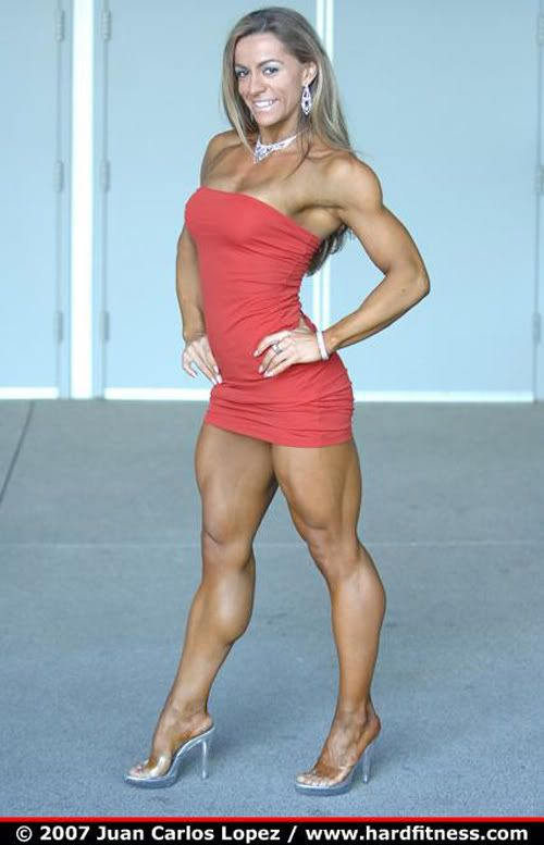 how to get sexy calves