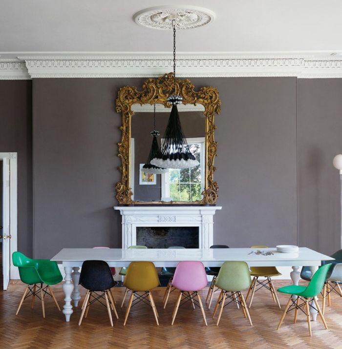 M s de 25 ideas incre bles sobre sillas eames en pinterest - Silla nordica ikea ...