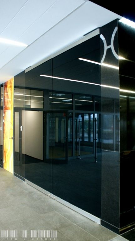 Glass Walls And Doors In Office Glassfittings From Cda Poland