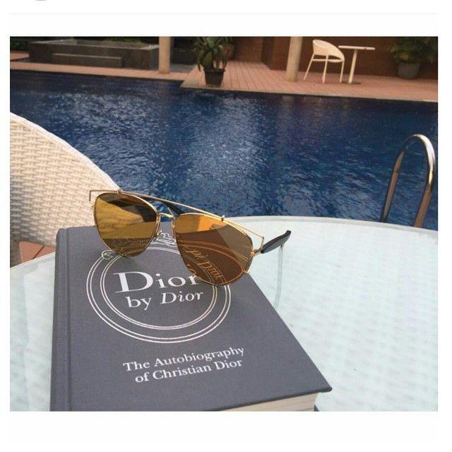 Dior by the pool #DiorTechnologic #BardiFotoOttica