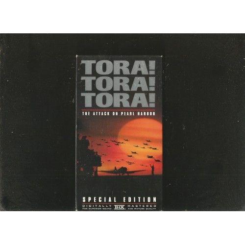 TORA TORA TORA (VHS) FULLSCREEN