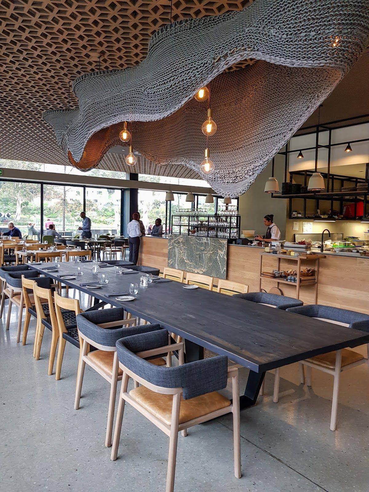 Skotnes Restuarant At The Norval Foundation In Cape Town Affordable Interior Design Interior Design Restaurant Design
