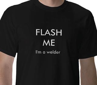 FUNNY WELDER WELDING ROD MIG TIG WIRE IRON WORKER FABRICATOR HELMET STICKER 278