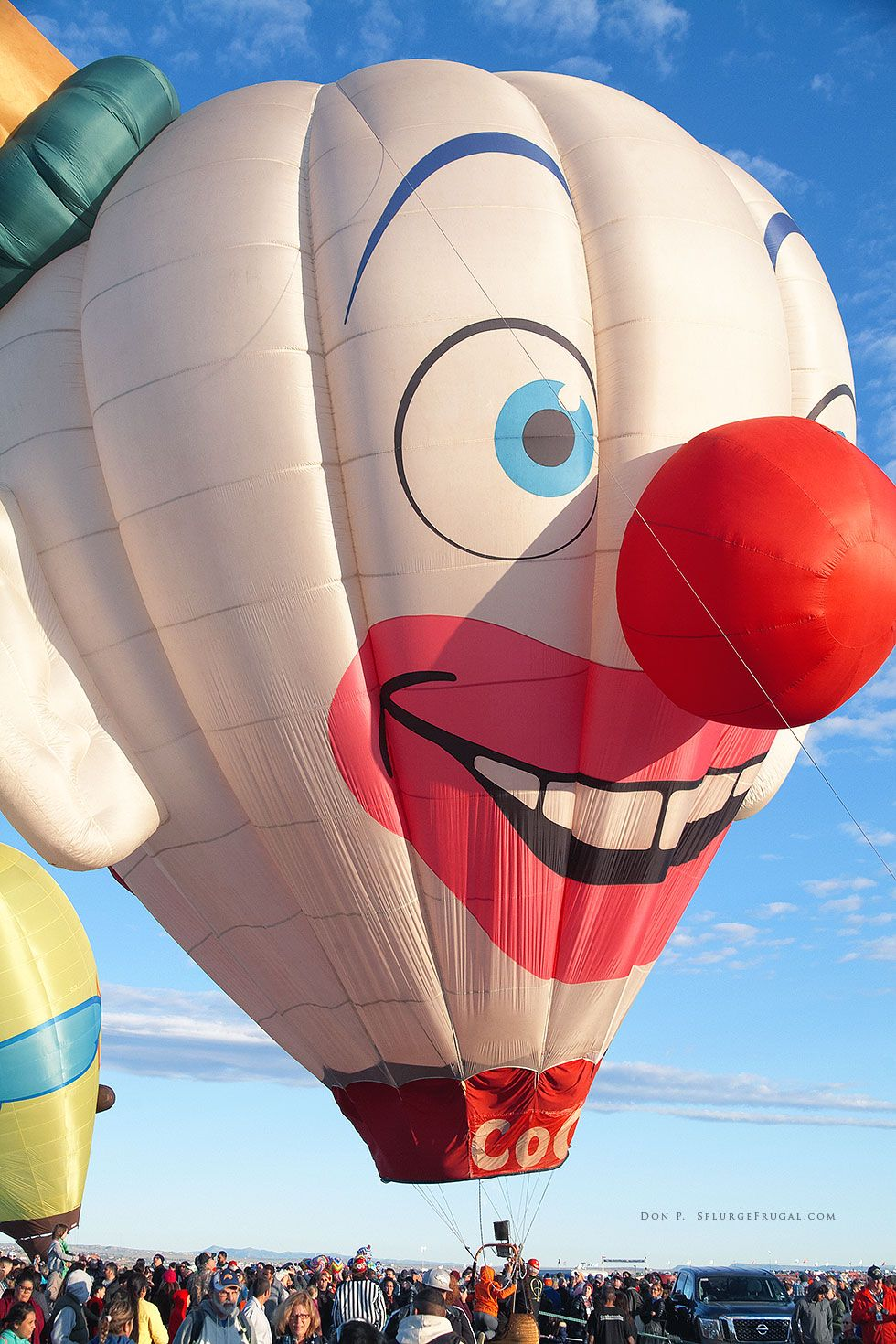 Albuquerque Balloon Fiesta Oct. 311, 2020 (With images