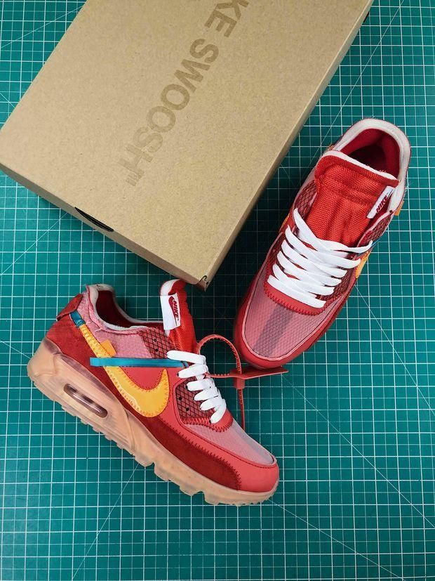 New Look At The OFF WHITE x Nike Air Max 90 ICE | Sneakers