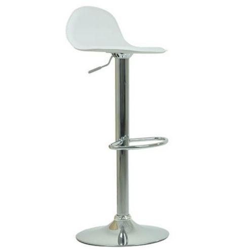 pretty nice c6711 142ec Marshall White Barstool   kitchen   White bar stools, Home ...