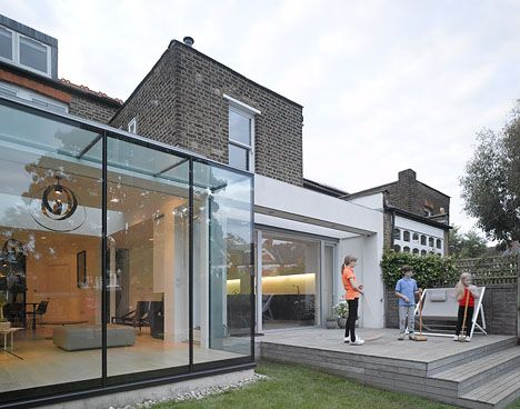 glass box extensions cost 50 home extensions glass. Black Bedroom Furniture Sets. Home Design Ideas