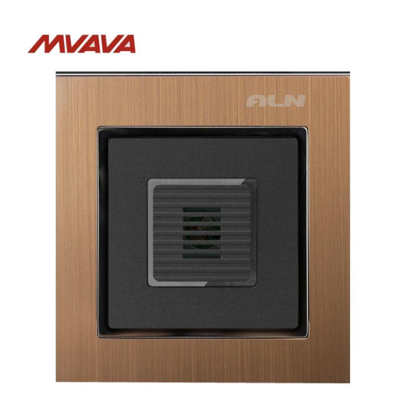 Manufacturer, MVAVA Voice Light Control 45S Delay Timer Switch Sound ...