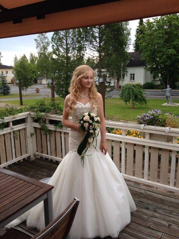 Pin lisääjältä Heidi Kallio taulussa Hääideat ♥ Wedding ideas ... 80b98905c8