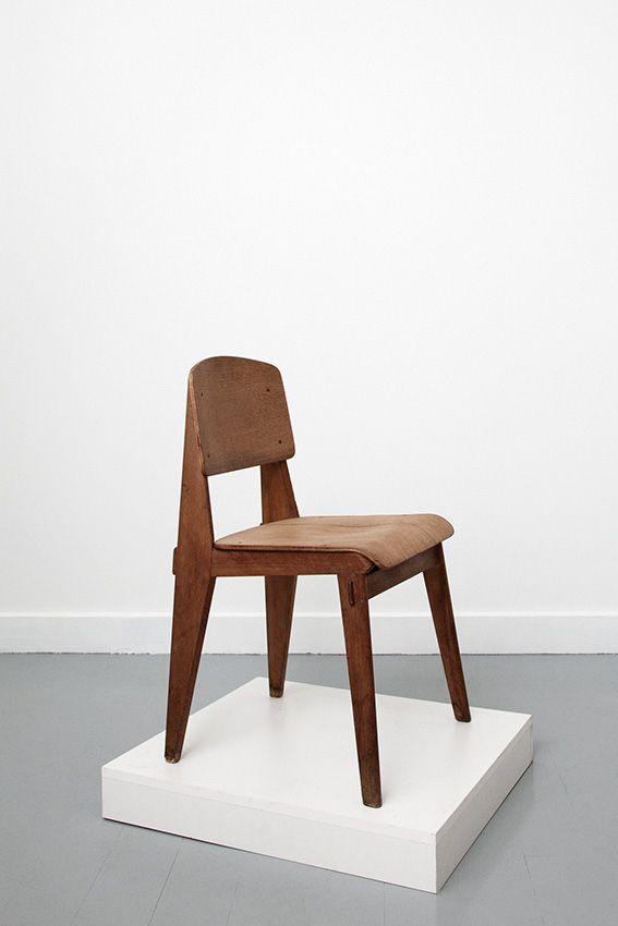 L Energie Solaire Chair Prouve Furniture