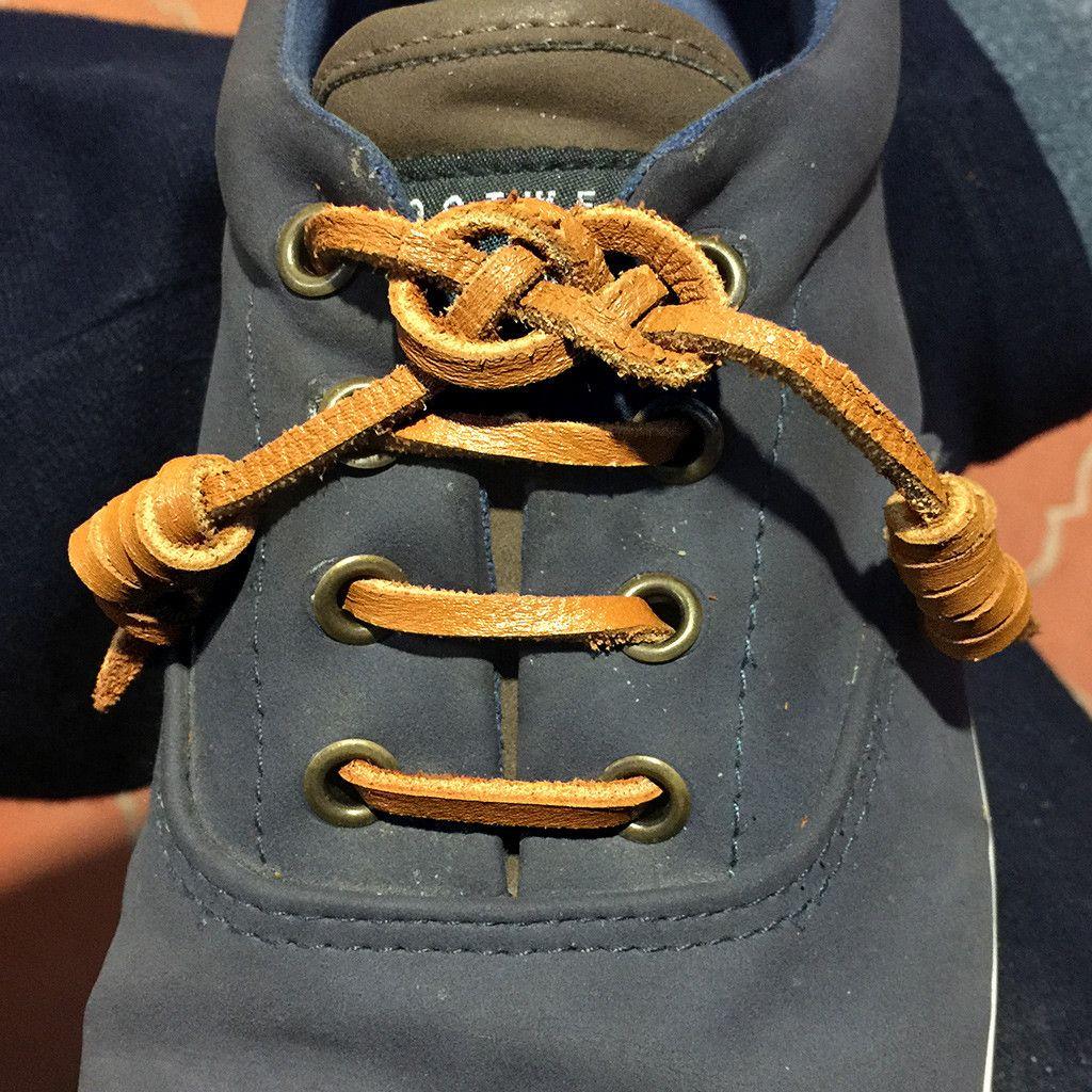 Celtic Knot | Shoe lace patterns