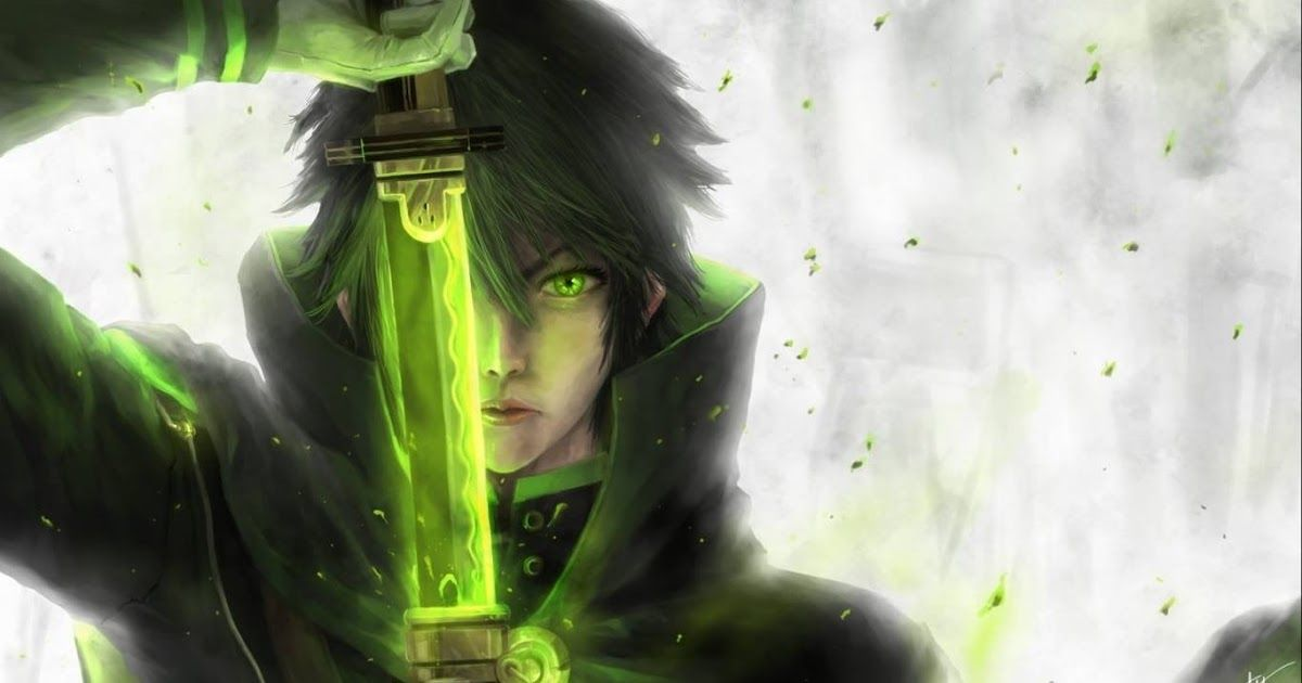 12 Best Anime Warrior Hd Wallpaper Weve Gathered More Than 3 Million Images Uploaded By Our Users And Sorted Them By T Owari No Seraph Anime Warrior Seraphim Best anime warrior hd wallpaper