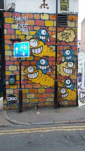 Shoreditch Graffiti: Public Art, Street Art, Street