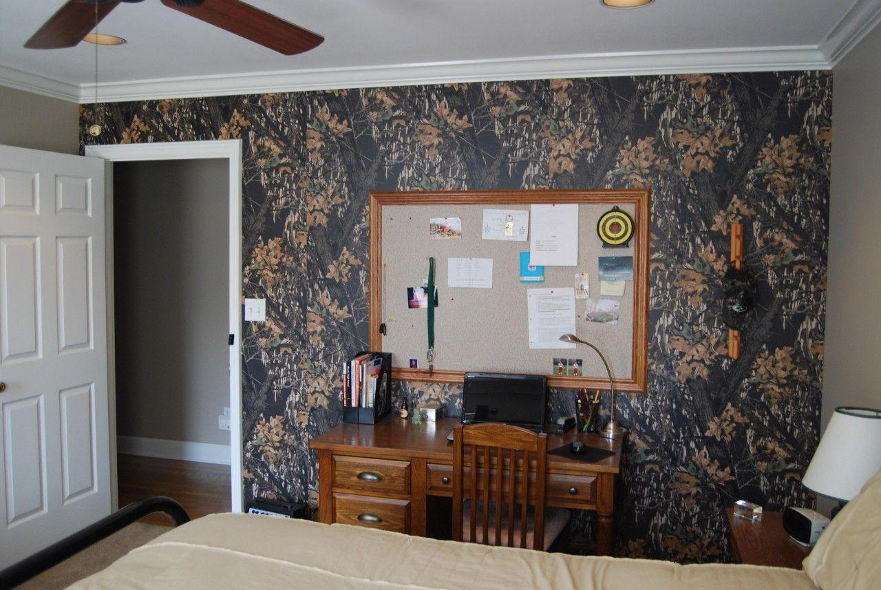 1 4 Mossy Oak Plywood Paneling Camo Bedroom Decor Oak Plywood Camo Bedroom