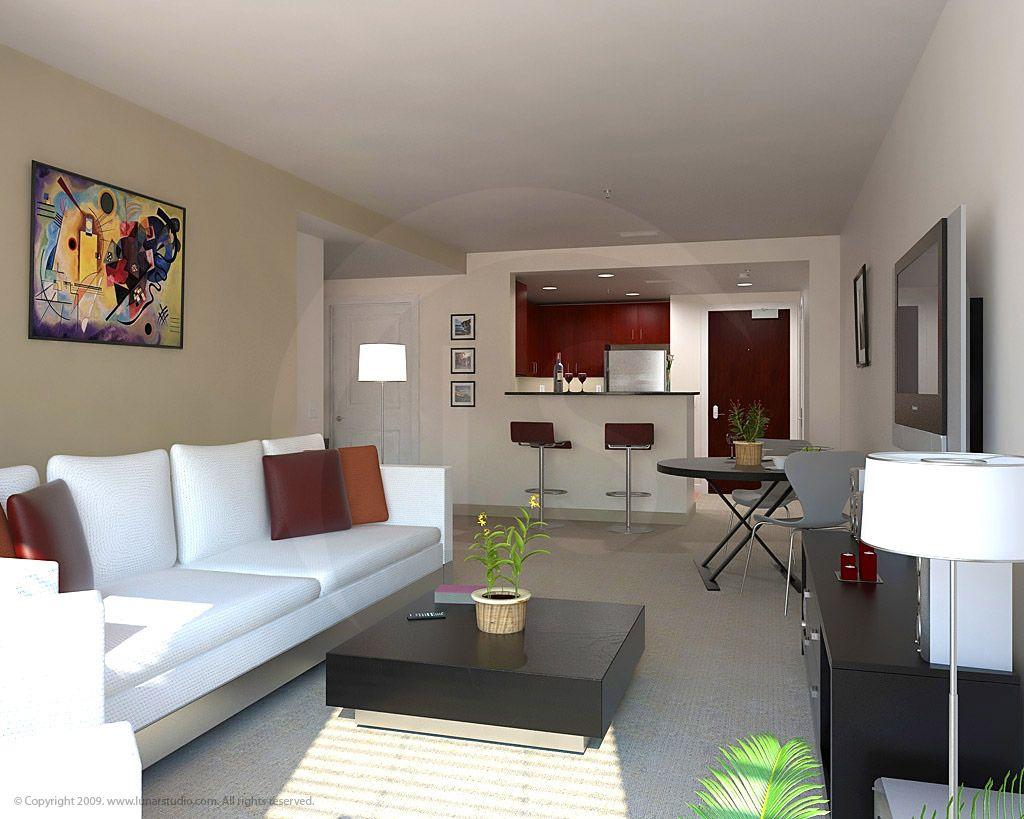 Trilogy Apartment Living Room Artist & Modeler Cleo Classy Living Room Boston Design Inspiration Design