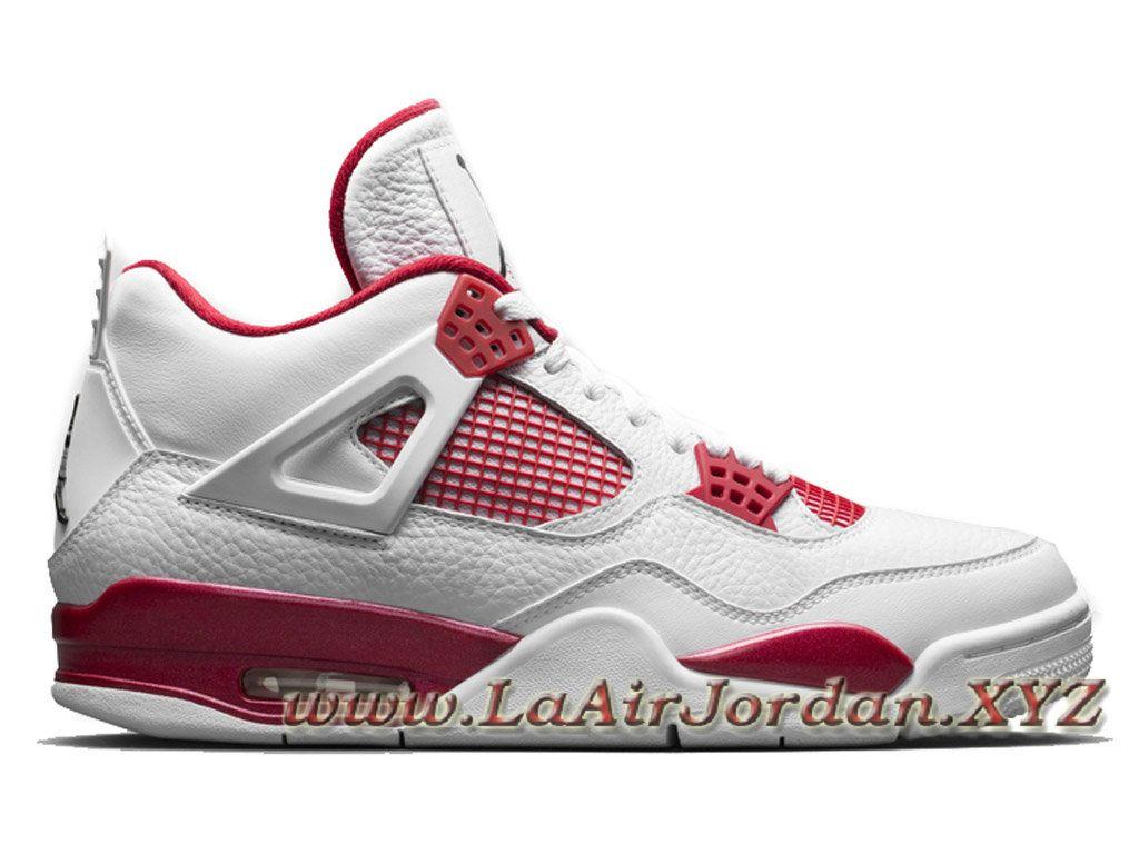 detailed look 234db 2b56a Air Jordan 4 Retro Alternate 89 Chaussrues Nike Officiel jordan Pour HOmme