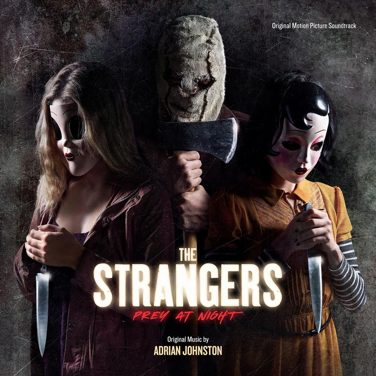 Pr The Strangers Prey At Night Adrian Johnston With Images