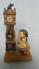 """LEFTON Vintage Figurine """"Hickory Dickory Dock"""" Nursery Rhyme ~"""