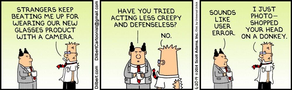Dilbert Camera