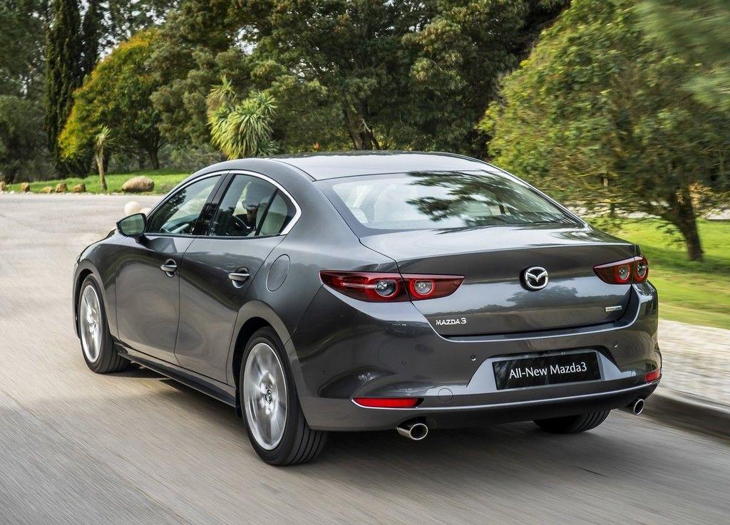 Mazda 3 Sedan 2019 Mazda 3 Mazda Mazda 3 Sedan