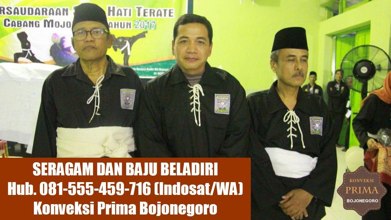 TERBAIK! Hub. 081-555-459-716 (WA), Baju Sakral Seragam Sakral PSHT ...