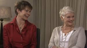 Celia Imrie & Judy Dench