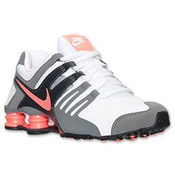 separation shoes e6c75 21e2f ... cheapest womens nike shox current running shoes finish line white  bright mango cool 0c1d9 d7f63