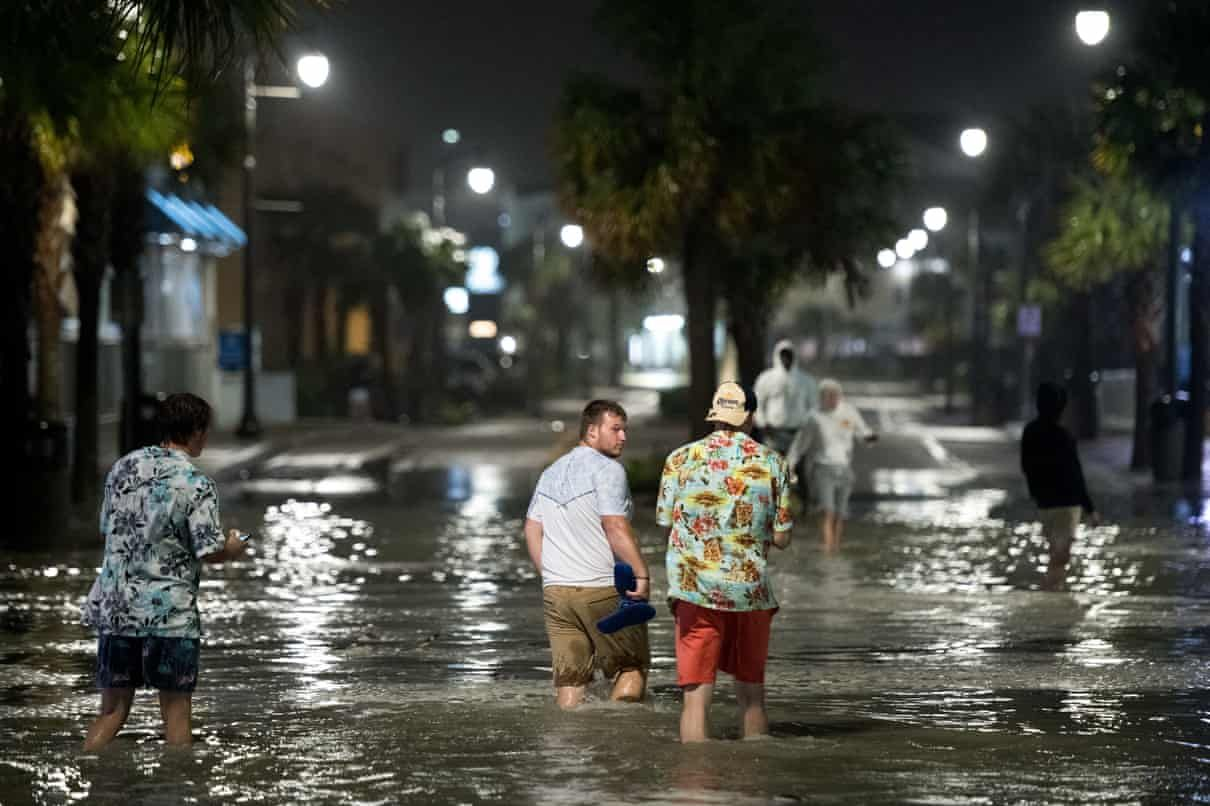 Tropical Storm Isaias Tears Up Us East Coast Sparking Tornadoes And Floods In 2020 Atlantic Hurricane Hurricane Season Tropical Storm