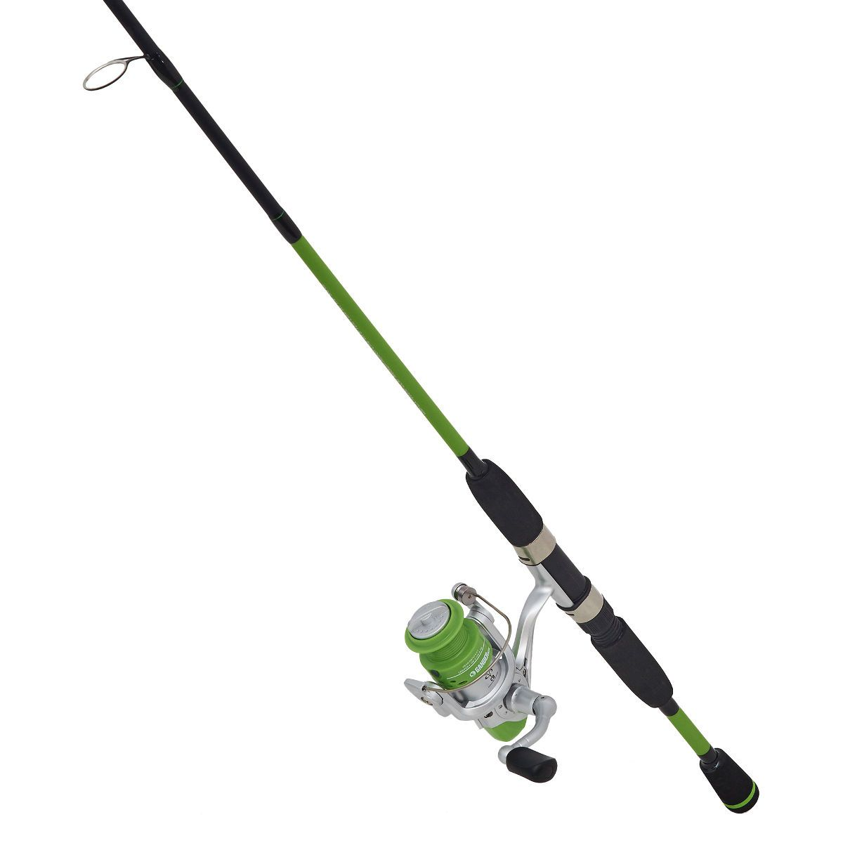 Gander Mountain Charger Series Spinning Combo 56 Medium Lime Green-851450 - Gander Mountain