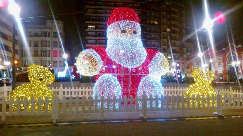 Gijón Navidad 2013