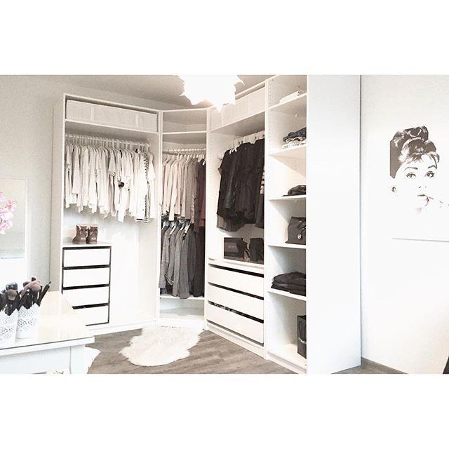 ankleidezimmer ist fertig home ersteeigenewohnung. Black Bedroom Furniture Sets. Home Design Ideas