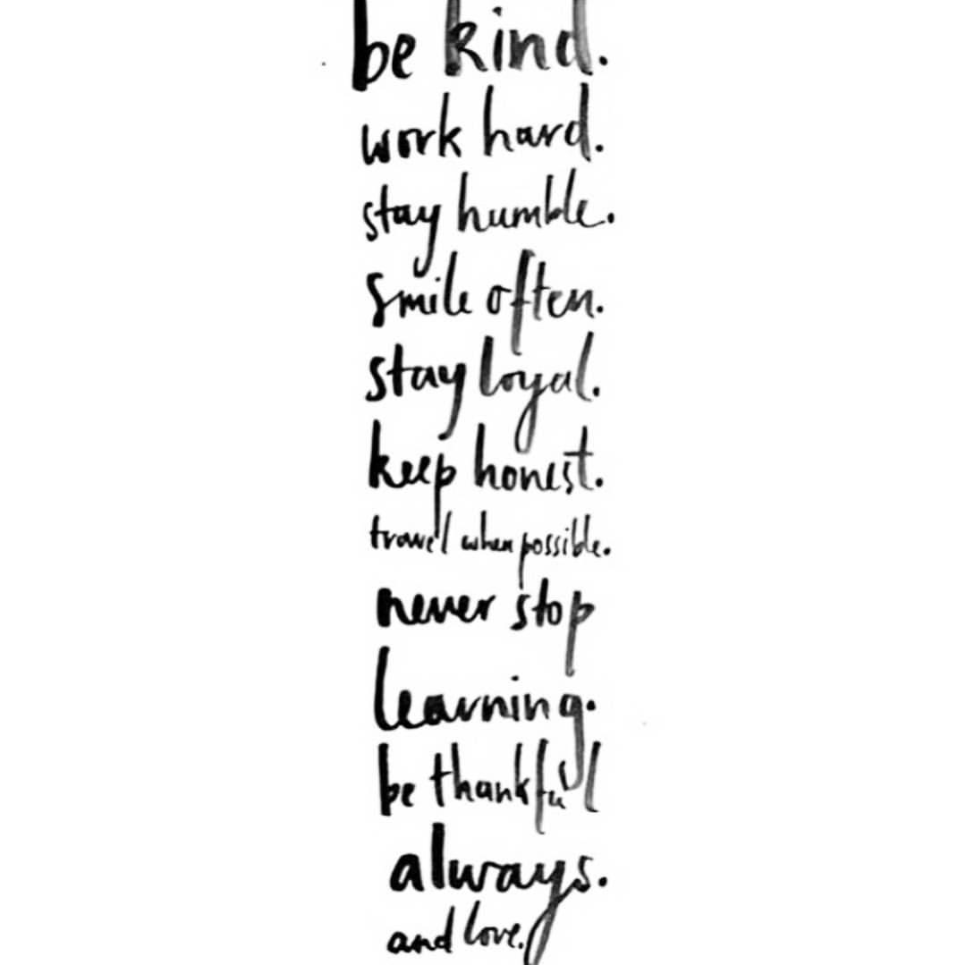 . #gratitude #thankful #humility