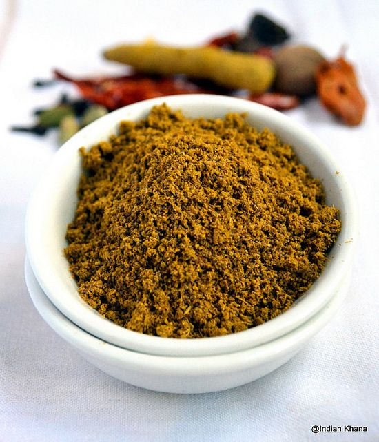 how to make my own indian curry powder