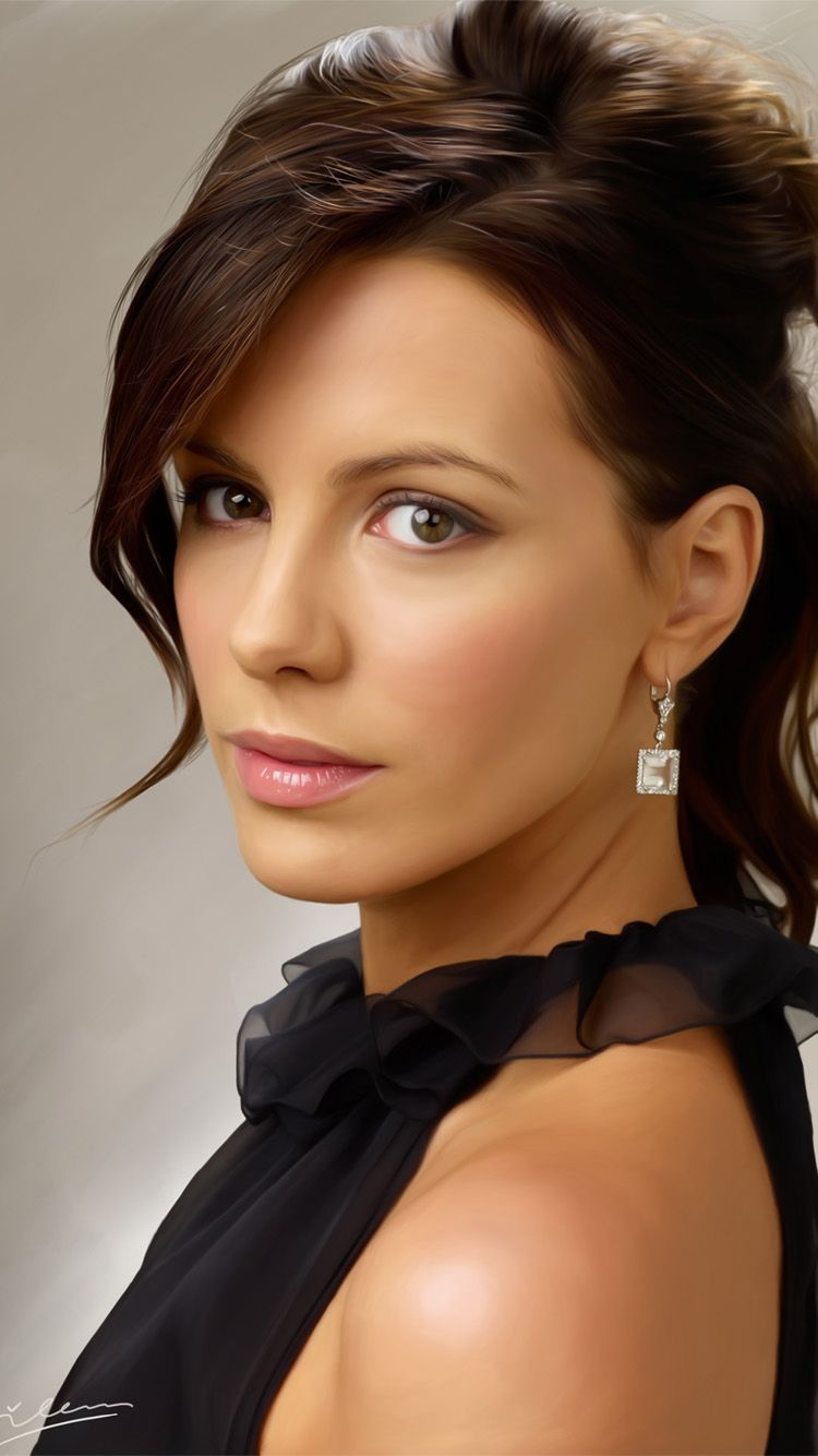 Kate Beckinsale iPhone 6/6 plus wallpaper Kate beckinsale