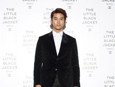 Fans Celebrate Taecyeon S Birthday By Trending Happytaecday Taecyeon Black Jacket Korean Celebrities