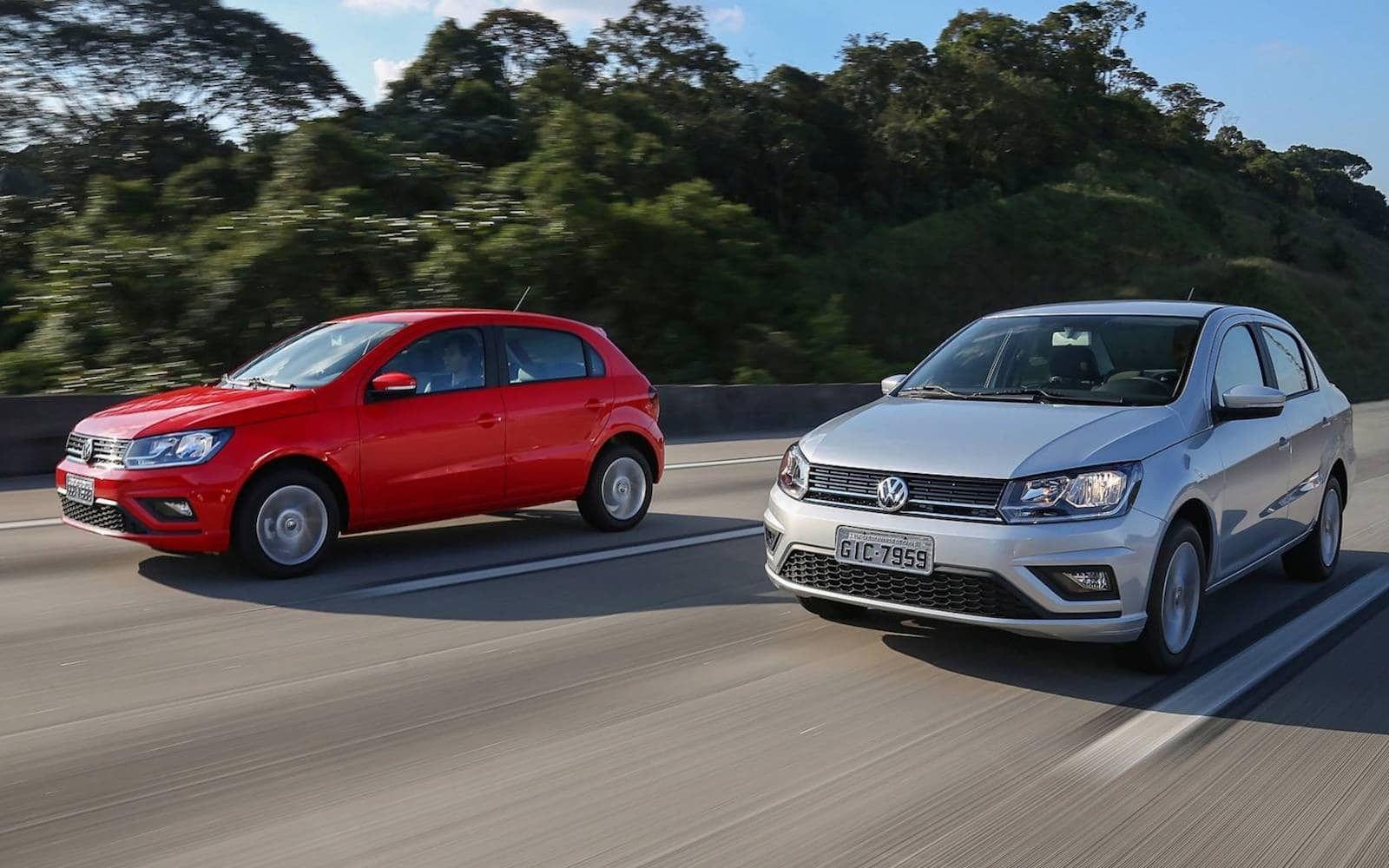 Volkswagen Gol Y Voyage Msi Automatico En Colombia Precios Y