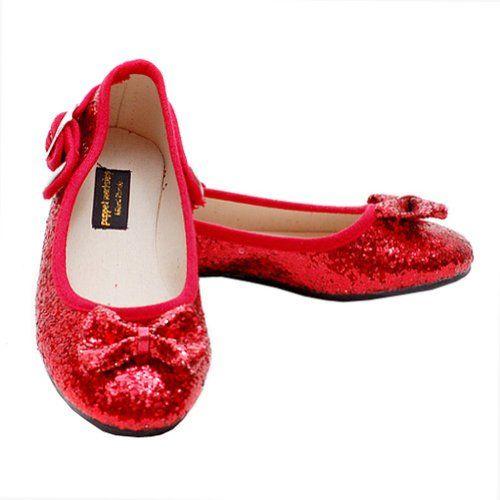 Puppet Workshop Girls Size 1 Red
