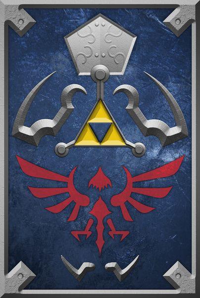 Pixalry Photo Legend Of Zelda Zelda Art Triforce