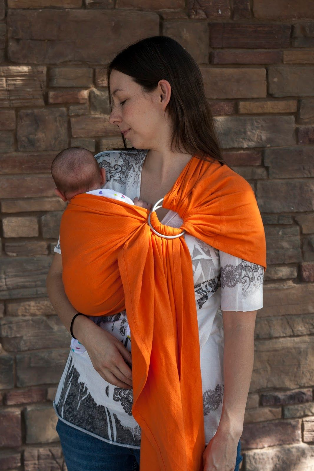 Babywearing International of Phoenix Carrier of the Month