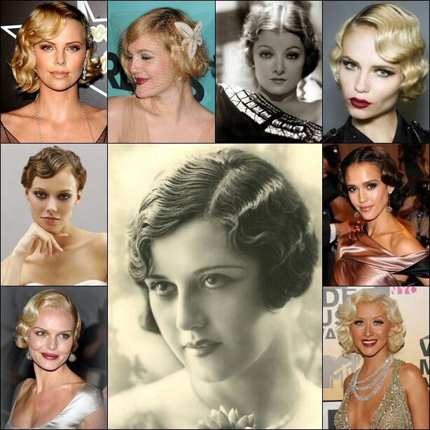 Roaring 20's Hairstyles For Long Hair Modern Twist  20's  Inspiration  Pinterest  Roaring Twenties
