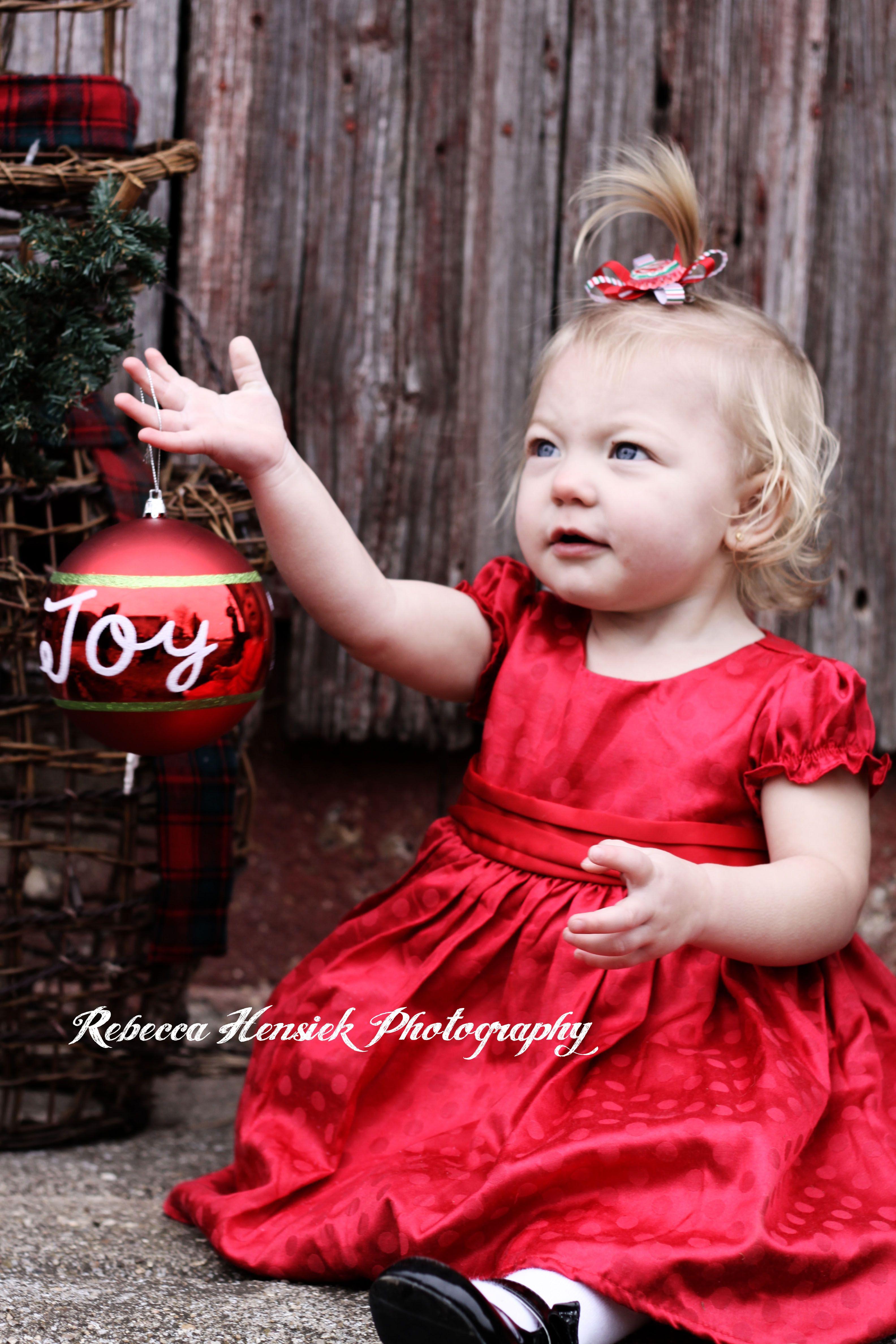Christmas Photoshoot Kids Photography