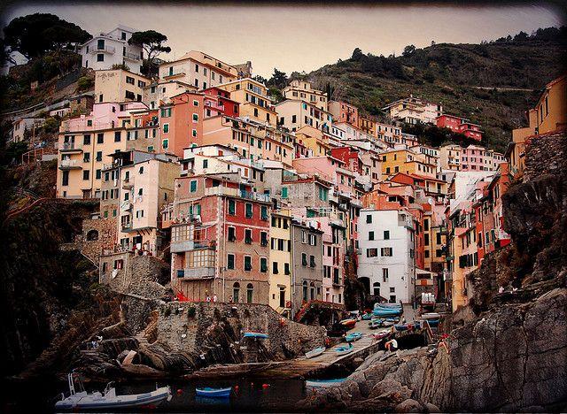 I want to go! Riomaggiore, Italy