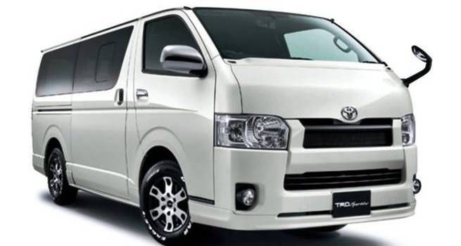 2018 Toyota Hiace Engine, Interior, Price | Best Car Reviews