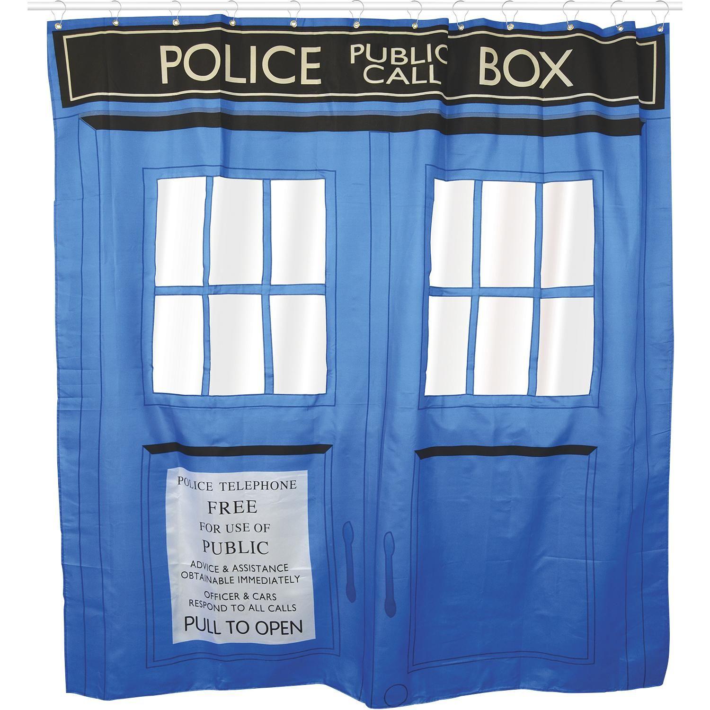 duschvorhang von doctor who | dr who | pinterest | shops, duschen