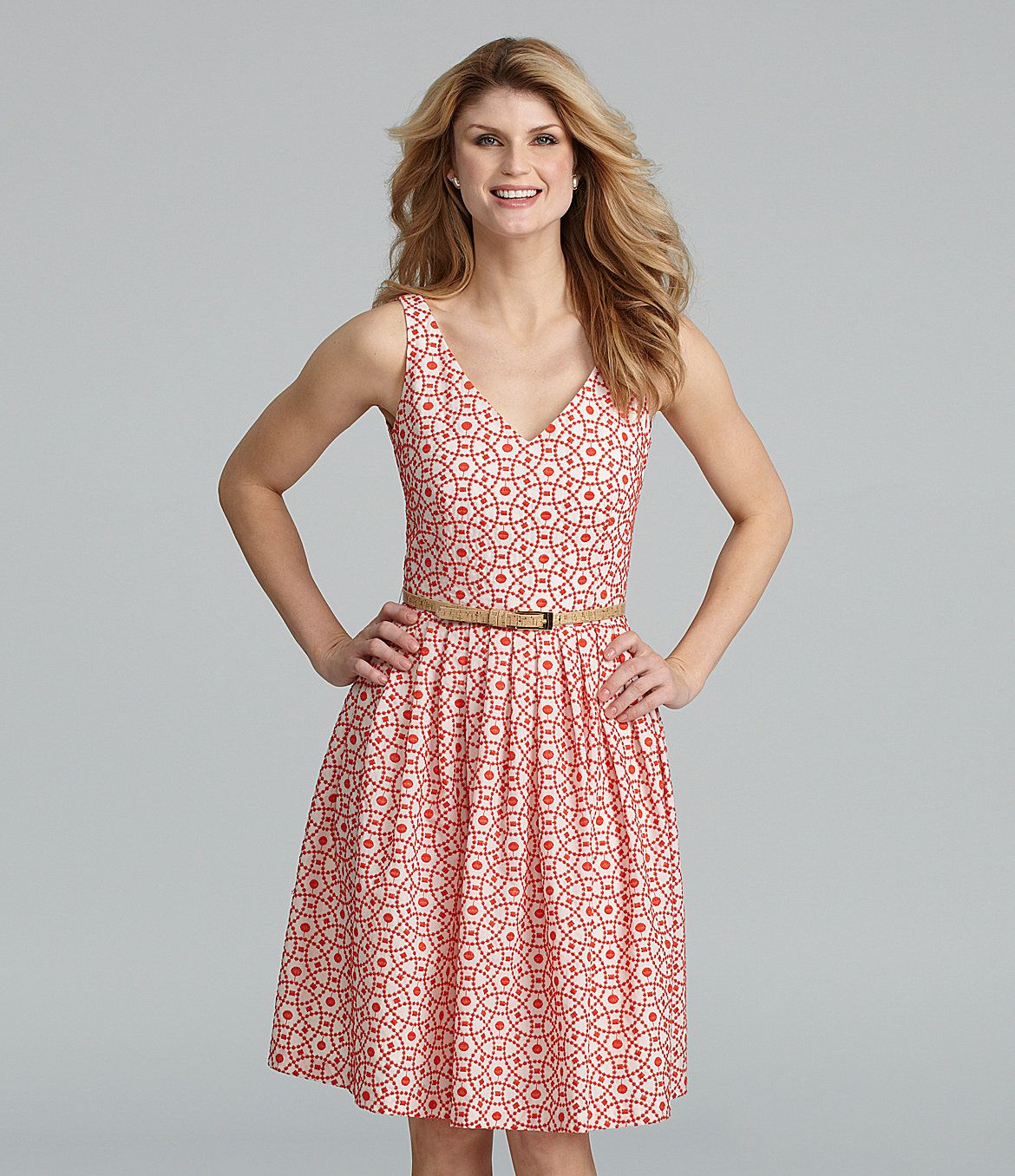 Gread dress from Dillards! | Outfits | Pinterest